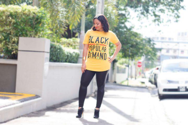 Nadine Black By Popular Demand Shirt
