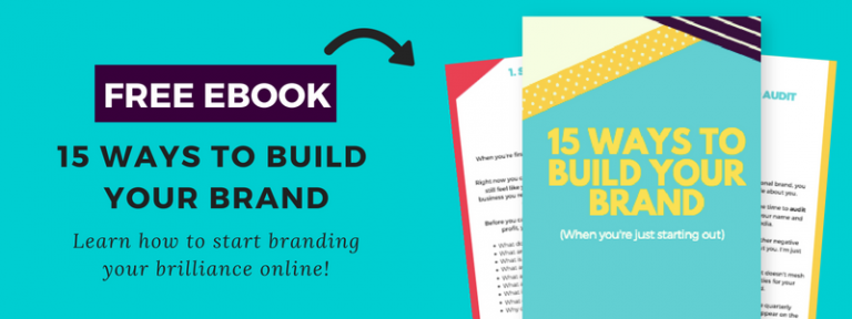 15 Ways to Build Your Brand | Nadineliverpool.com