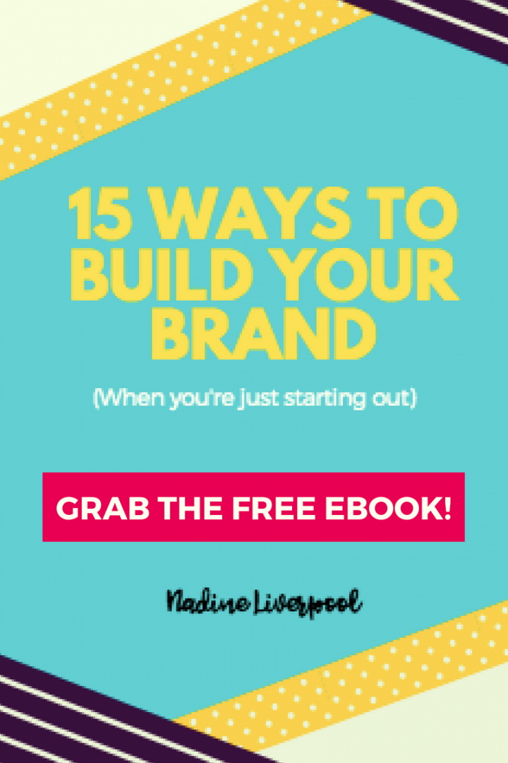 Free ebook: 15 Ways to Build Your Brand