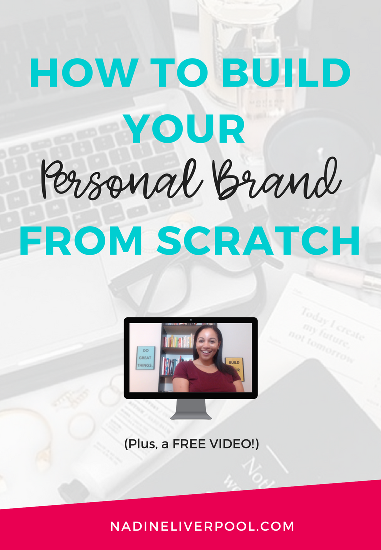 Want to learn how to build your personal brand from scratch? Well, in this video I break down the 5 key steps on how to build your personal brand frm scratch. Check out the vid to find out what you need to do to build an epic personal brand online.